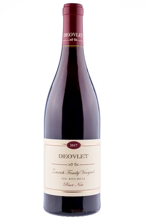 2017 Zotovich Family Vineyard Pinot Noir